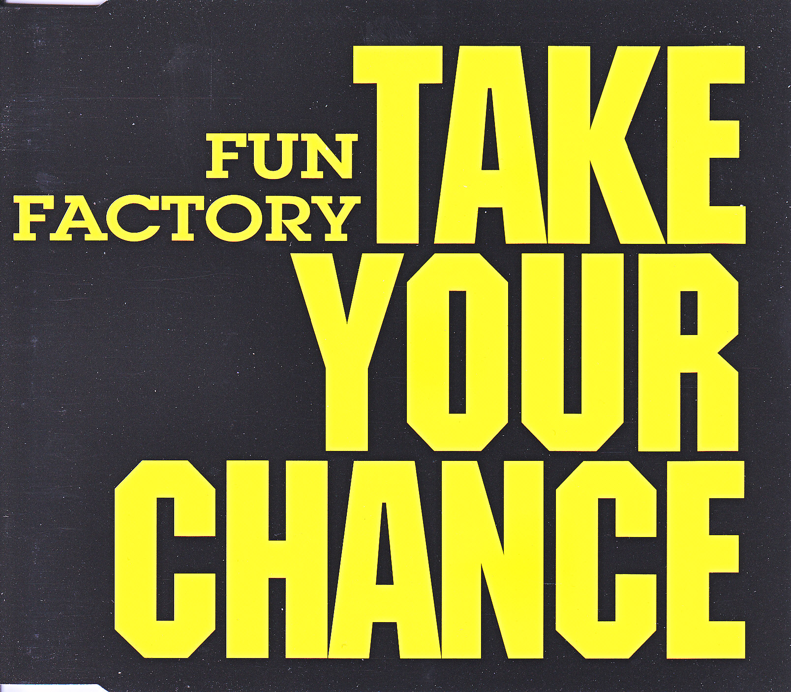 FUN FACTORY==Take a chance
